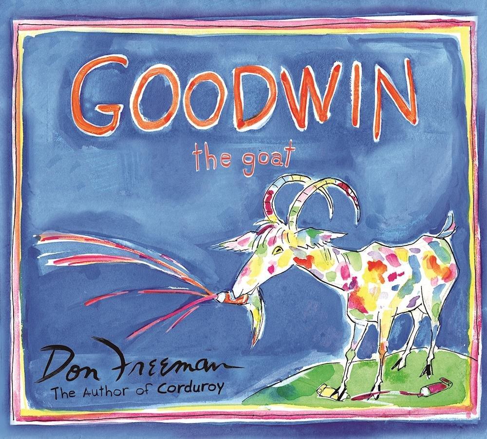 Goodwin the Goat